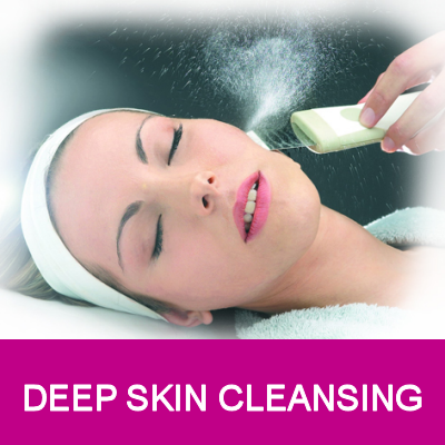 deep skin therapy for face, black heads
