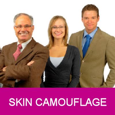 medical grade skin camouflage