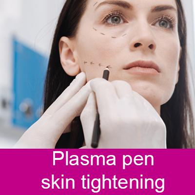 plasma pen treatment