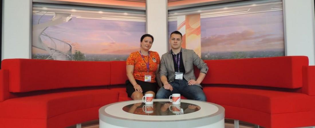 08/06/2014 – BBC World Service Radio World live on-air show – 2014 FIFA