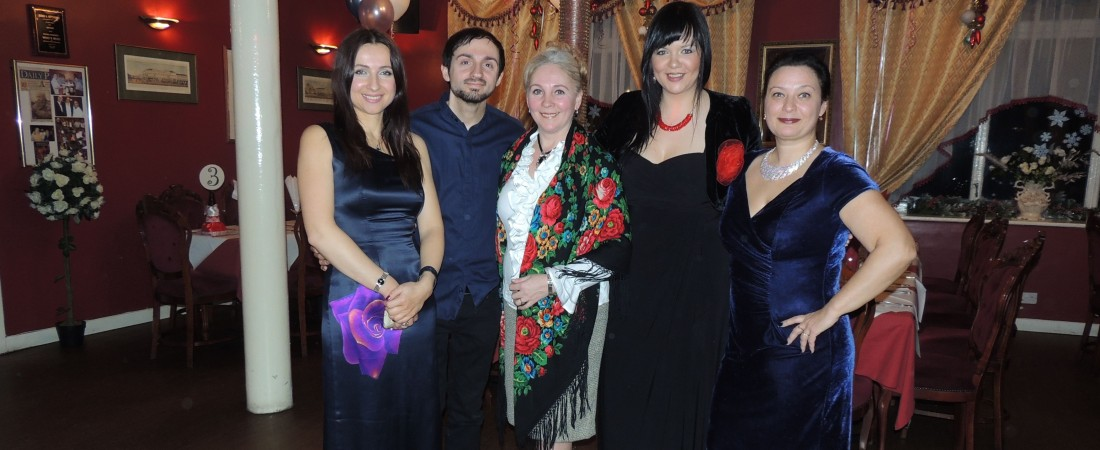 RUSSIAN CHARITY EVENING