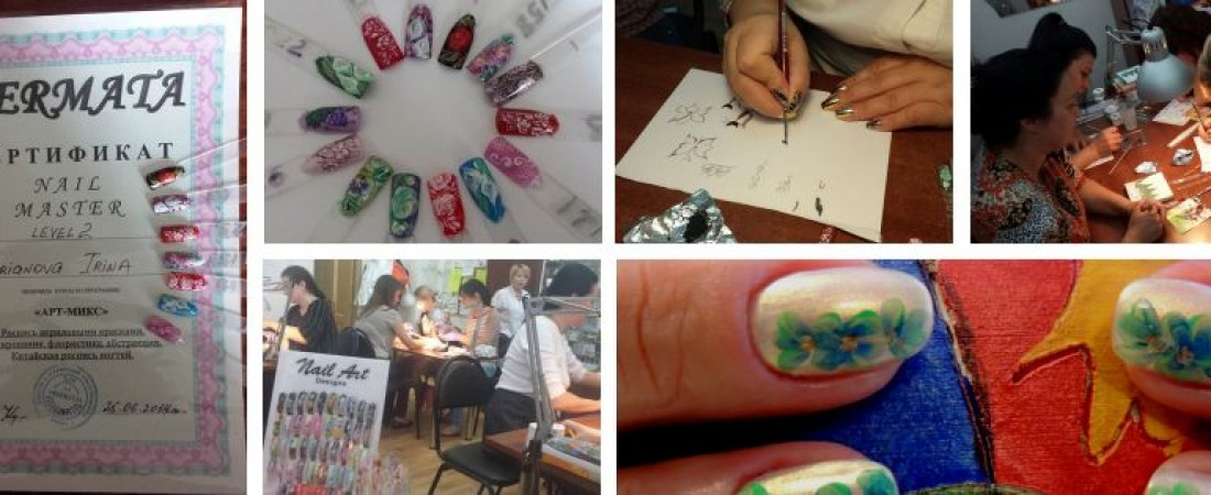 27/06/2014 – FREE Hand Nail Art with Bio Sculpture GEL